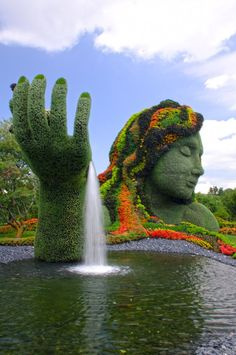 Mosaicultures, Montreal Botanical Gardens, Montreal, Canada - photography by Serge Montpetit