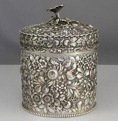 Birmingham Hallmarks, Makers' Marks & Date Letters on Antique Sterling - Online Encyclopedia of Silver Marks, Hallmarks & Makers' Marks.