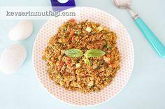 bulgur couscous quinoa