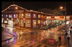 Sometimes I do miss the central coast. This is one of my favorite cities Monterey California