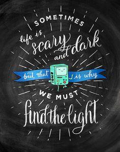 Designer Creates Gorgeous Hand-Lettered Chalkboard Art In Her Apartment - DesignTAXI.com