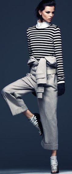 Kasia Struss for Vogue Japan Dec2012  by Steven Pan  I love it except for the waist thing, wtf is that?