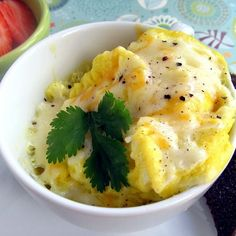 Two Minute Scrambled Eggs