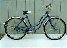Schwinn bike...I had a white one just like this