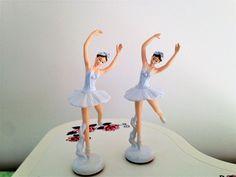 Vintage Ballerina Musical Piano Dancing Ballerinas Magic | Etsy Music Box Ballerina, Vintage Ballerina, Little Ballerina, Piano Keys, Piano Music, White Piano, Tiny Dancer, Ballerinas, Dancing