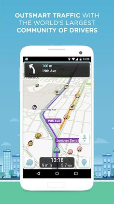 Free download waze social gps maps traffic for android apk waze poised to join the list of pre installed apps on android phones gumiabroncs Image collections