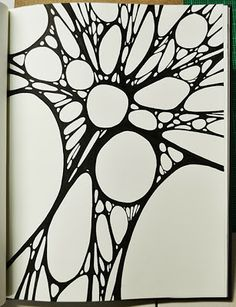 Connection and Collaboration: A Call for Participation Zentangle Drawings, Art Drawings, Zentangle Patterns, Zentangles, Art Journal Inspiration, Art Inspo, Doodle Art Designs, Tangle Art, Louise Bourgeois