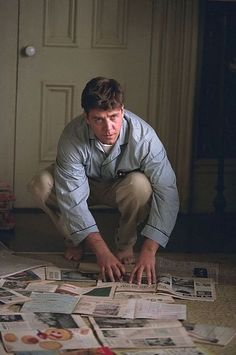 "Russell Crowe in ""A Beautiful Mind"" (2001)"