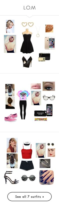 """""""L.O.M"""" by foreverjelenasince09 ❤ liked on Polyvore featuring Giuseppe Zanotti, Chanel, In God We Trust, Superdry, Elyssa Bass Designs, Marc by Marc Jacobs, Dorothy Perkins, Keds, LG and Hot Topic"""
