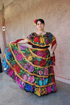 my trip to Chiapas - Chiapas textiles