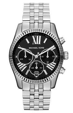 Michael Kors 'Lexington' Chronograph Bracelet Watch (Nordstrom Exclusive) | Nordstrom