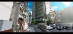 Some Tokio Street
