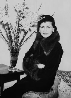 Coco Chanel.  We have the same the birthday August19.  Xo