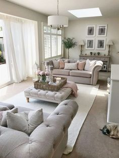 Home Tour Friday – Living Room – The Home That Made Me Shop now at www.wall… Home Tour Friday – Living Room – The Home [. Lounge Decor, Lounge Design, Lounge Ideas, Lounge Chair, Cottage Living Rooms, Small Living Rooms, Home Living Room, Apartment Living, Coastal Living