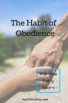 Helping our children develop the habit of obedience is so important, but so difficult! Here are some words of wisdom from Charlotte Mason.