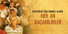 ADLİYE & YARGI DOSYASI : Hapishanelerde bulunan FETÖ'cüler için flaş istihbarat