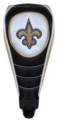 McArthur Sports NFL Shaft Gripper Fairway Wood Headcover - New Orleans Saints