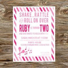 DIY Printable Shake Rattle & Roll on Over by leslienashdesigns, $15.00