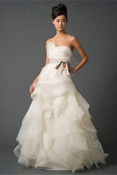 Вера Вонг свадебные платья GENEVIEVE