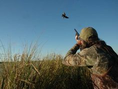 www.Filson.com | Read the comparison: duck hunting in Chesapeake Bay or Argentina?