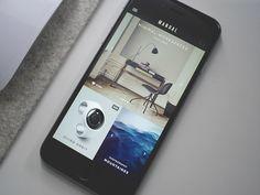 Manual iPhone App by Oliur