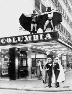 Batman serial, 1940s