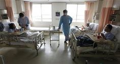 Tsunami-hit hospital copes with no heat, light - Health - Health care - More health news | NBC News