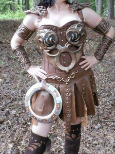 Coolest homemade xena the warrior princess costume warrior xena warrior princess armor and costume solutioingenieria Gallery