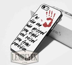 SUPERNATURAL Gripped You Tight Phone case iPhone case, Samsung Galaxy case, HTC…