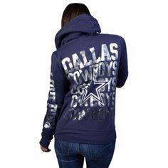 Dallas Cowboys PINK Full Zip Hoody $80 [GOT]