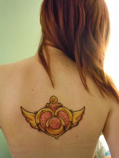 I want my Sailor Moon tattoo to be on pinterest too :3