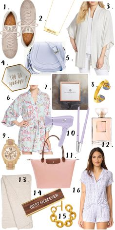 Happy Monday y'all! Today is all about Mother's Day! I've got 16 Mother's Day gift ideas and there is something for everyone!