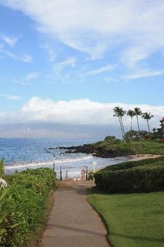Coastal Nature Trail in Wilea, Maui