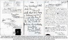 U.S. Passport Applications as a Research Tool