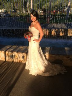 My Beautiful Rustic Wedding!! Maggie Sottero Emma Dress… Magical Blessed Day! - Weddingbee