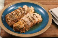 How to make slow cooker pork tenderloin (video)