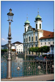 Beautiful Luzern, Switzerland