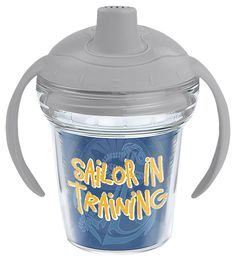 Tervis Tumbler My First Tervis Navy Sailor-in-Training Sippy Cup with Lid | Bass Pro Shops: The Best Hunting, Fishing, Camping & Outdoor Gear