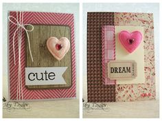 Joy Taylor: Feb. card kit