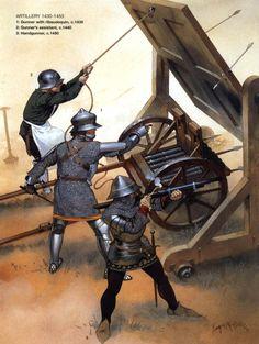 15th century artillery