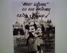 If you invite Mickey Mouse and Barack Obama to your wedding, they probably won't come, but they will send you a response.  Here are the addresses:  Mickey and Minnie Mouse  The Walt Disney Company  500 South Buena Vista Street  Burbank, California 91521    The Honorable Barack Obama and Mrs. Obama  The White House  Greetings Office Room 39  1600 Pennsylvania Avenue  Washington, DC 20600