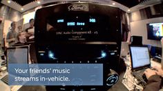 Ford attends Facebook Hackathon to create The Social Car - Autoblog Ford, Facebook, Create, Music, Musica, Musik, Muziek, Music Activities, Songs