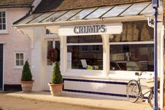 Crumps the Butchers in Ashwell, selling fantastic locally sourced meats.  http://alderbarnholidayhome.com/