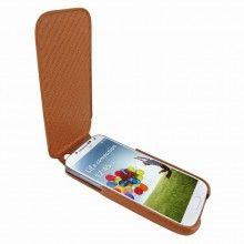Forro Samsung Galaxy S4 Piel Frama iMagnum - Marron  Bs.F. 605,44