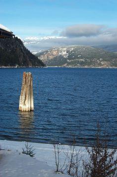 Kootenai Lake -Kaslo British Columbia
