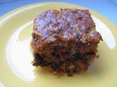 Ciasto marchewkowe świetnie nadaje się zarówno na drugie śniadanie do pracy…