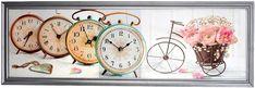 Hodiny v obraze Clock, Retro, Wall, Home Decor, Watch, Decoration Home, Room Decor, Clocks, Walls