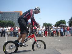 Expo Bici MX, un evento donde hacer de todo...hasta comprar una Bicicleta