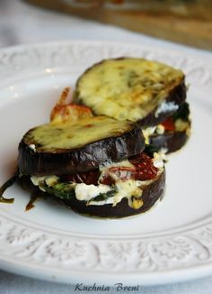 Dessert Recipes, Desserts, Eggplant, Zucchini, Grilling, Food And Drink, Beef, Cooking, Impreza