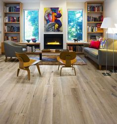 Kahrs Artisan Oak Linen Engineered Wood Flooring
